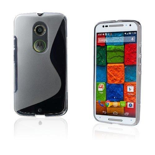 Lagerlöf Läpikuultava Motorola Moto X2 Suojakuori