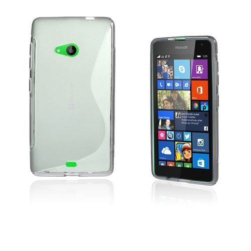 Lagerlöf Microsoft Lumia 535 Suojakuori Harmaa