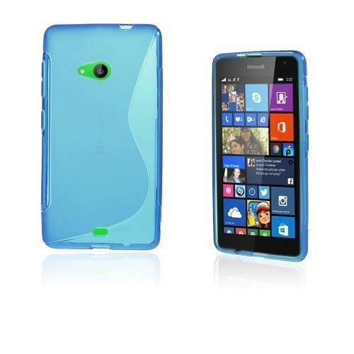 Lagerlöf Microsoft Lumia 535 Suojakuori Sininen