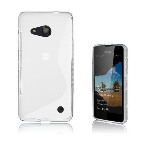 Lagerlöf Microsoft Lumia 550 Kuori Harmaa