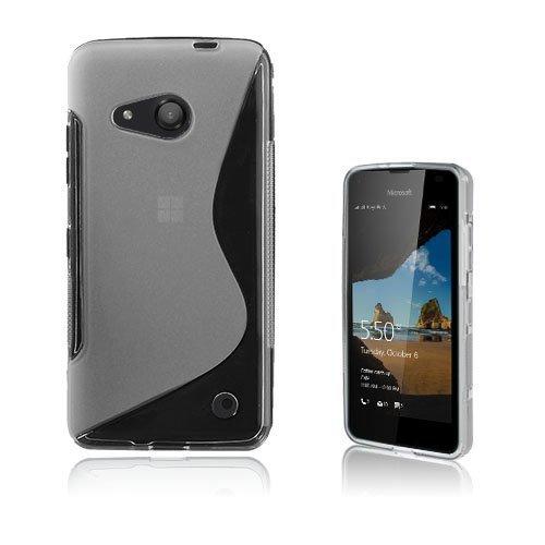 Lagerlöf Microsoft Lumia 550 Kuori Läpinäkyvä