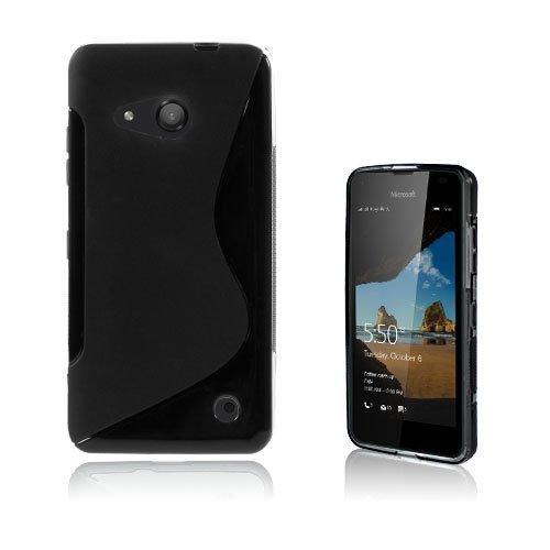 Lagerlöf Microsoft Lumia 550 Kuori Musta