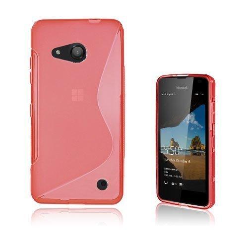 Lagerlöf Microsoft Lumia 550 Kuori Punainen