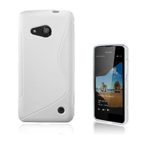 Lagerlöf Microsoft Lumia 550 Kuori Valkoinen