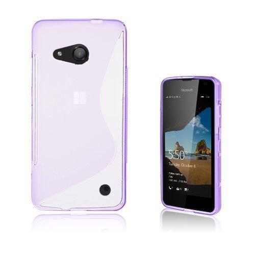 Lagerlöf Microsoft Lumia 550 Kuori Violetti