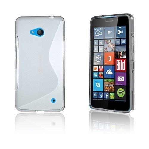 Lagerlöf Microsoft Lumia 640 Suojakuori Harmaa