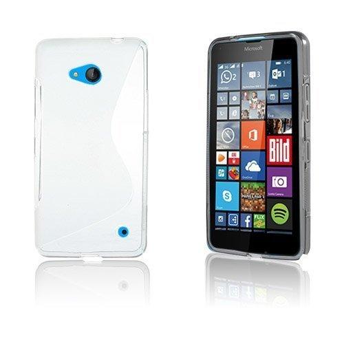 Lagerlöf Microsoft Lumia 640 Suojakuori Läpinäkyvä