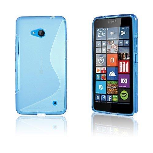 Lagerlöf Microsoft Lumia 640 Suojakuori Sininen