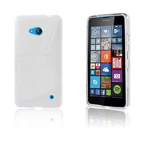 Lagerlöf Microsoft Lumia 640 Suojakuori Valkoinen