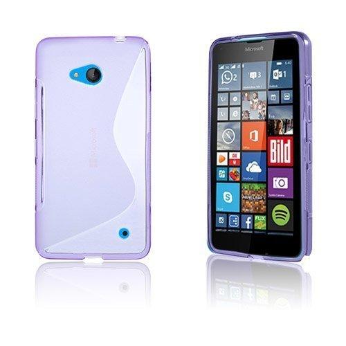 Lagerlöf Microsoft Lumia 640 Suojakuori Violetti