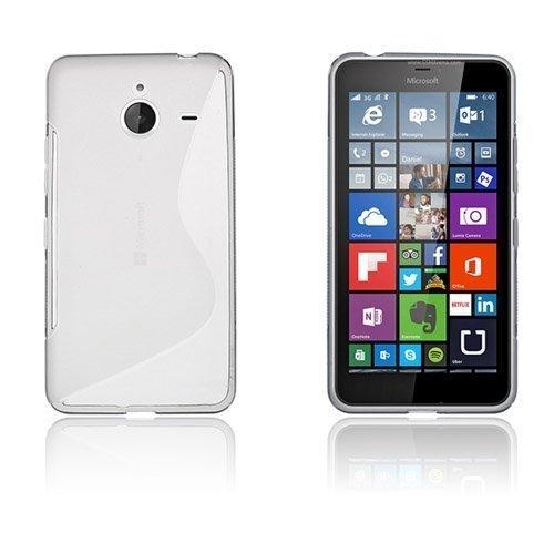 Lagerlöf Microsoft Lumia 640 Xl Suojakuori Harmaa