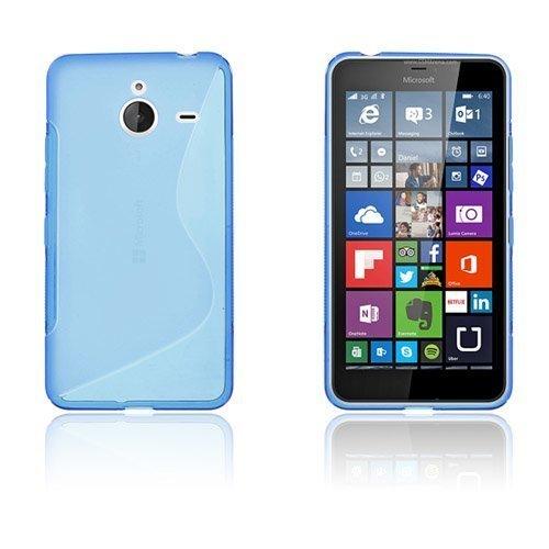 Lagerlöf Microsoft Lumia 640 Xl Suojakuori Sininen