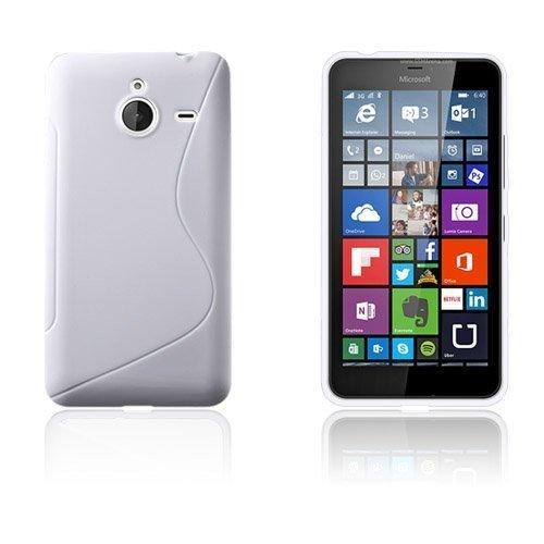 Lagerlöf Microsoft Lumia 640 Xl Suojakuori Valkoinen