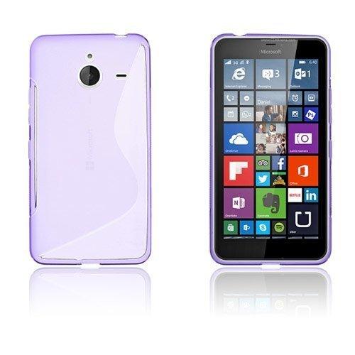 Lagerlöf Microsoft Lumia 640 Xl Suojakuori Violetti