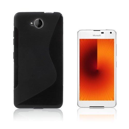 Lagerlöf Microsoft Lumia 650 Tpu Kuori Musta