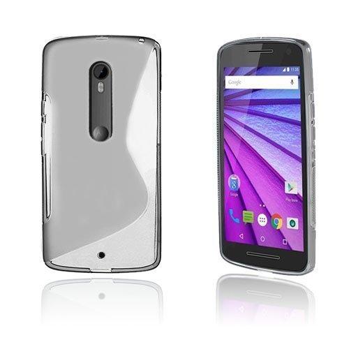 Lagerlöf Motorola Moto X Play Kuori Harmaa
