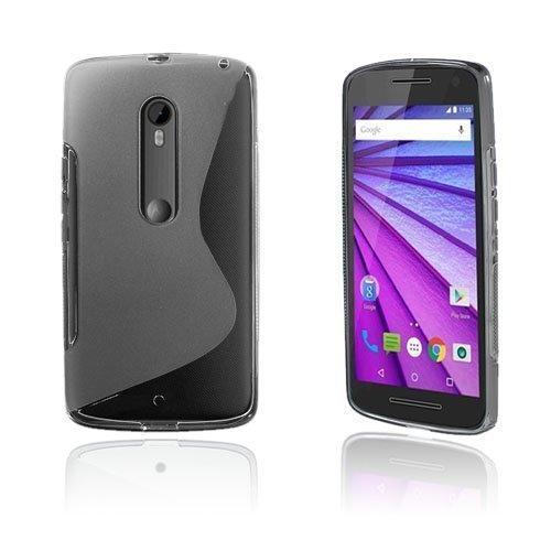 Lagerlöf Motorola Moto X Play Kuori Läpinäkyvä