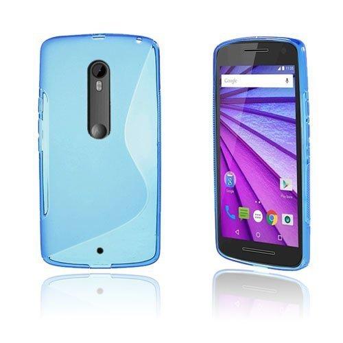 Lagerlöf Motorola Moto X Play Kuori Sininen