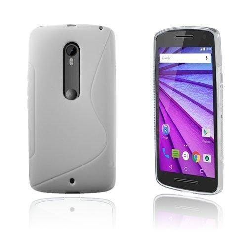 Lagerlöf Motorola Moto X Play Kuori Valkoinen