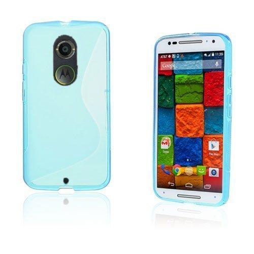 Lagerlöf Sininen Motorola Moto X2 Suojakuori