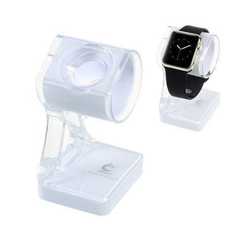 Latausteline Apple Kellolle Valkoinen