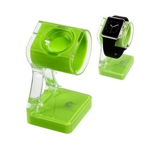 Latausteline Apple Kellolle Vihreä