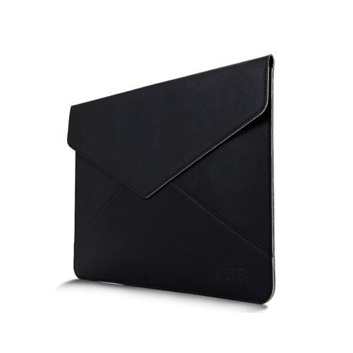 Leather Bag For 11.6 Inch Laptops 380x300mm Black