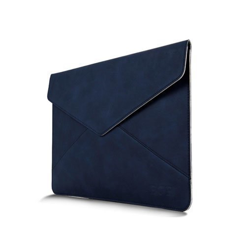 Leather Bag For 11.6 Inch Laptops 380x300mm Blue