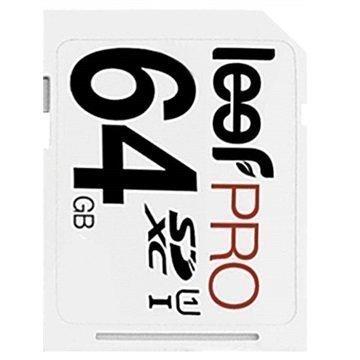 Leef Pro SDXC Muistikortti 64Gt