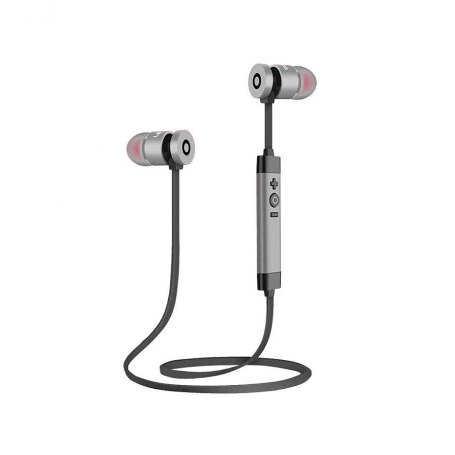 Leiling Le-211 Langattomat Bluetooth Urheilu Kuulokkeet Harmaa