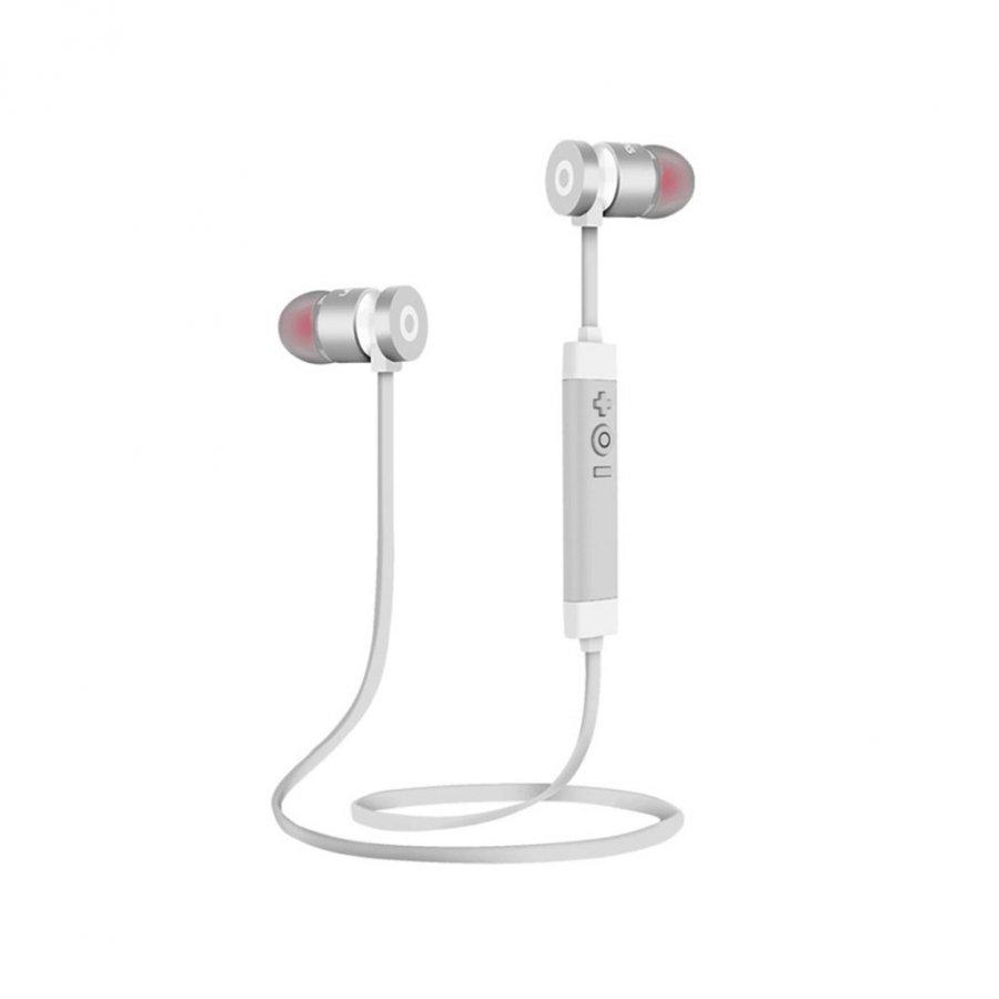 Leiling Le-211 Langattomat Bluetooth Urheilu Kuulokkeet Valkoinen
