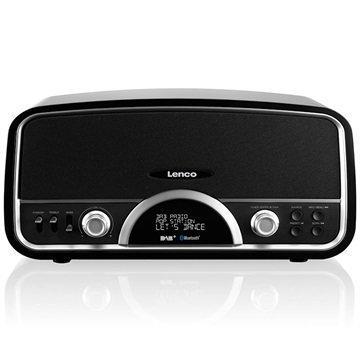 Lenco DR-05 BT DAB+ Radio Black