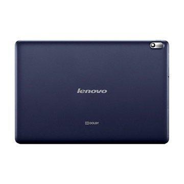 Lenovo A10-70 A7600 Akkukansi Sininen