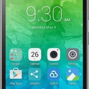 Lenovo C2 Power 16GB Dual Sim Black