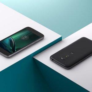 Lenovo Moto G4 Play 16GB Black