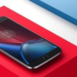 Lenovo Moto G4 Plus 16GB Dual Sim Black