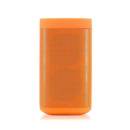 Letv Sylinterimäinen Bluetooth 3.0 Langaton Kaiutin Mikrofonilla Oranssi