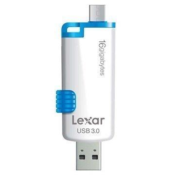 Lexar JumpDrive M20 Dual USB Stick 16GB