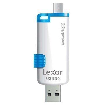 Lexar JumpDrive M20 Dual USB Stick 32GB