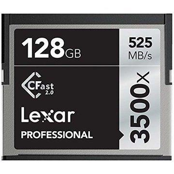 Lexar Professional 3500X CFast Memory Card 128GB