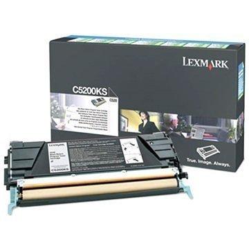 Lexmark C5200KS Värikasetti Musta