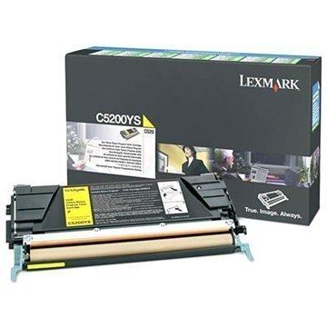 Lexmark C5200YS Värikasetti Keltainen