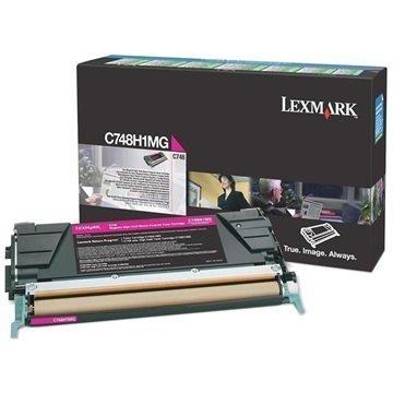 Lexmark C748H1MG Toner Magenta