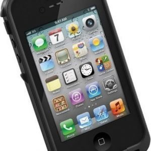 LifeProof FRE for iPhone 4/4S Black