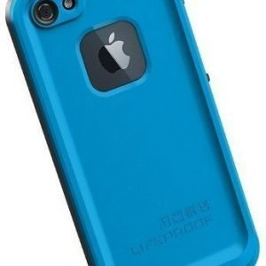 LifeProof FRE for iPhone 5 Cyan