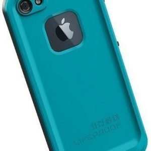 LifeProof FRE for iPhone 5 Teal