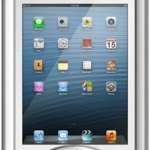 LifeProof NÜÜD for iPad 2/3/4 White/Grey