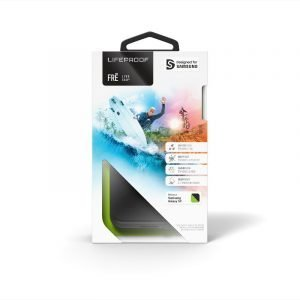 Lifeproof Fre Galaxy S9 Black Suojakuori
