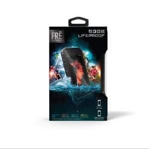 Lifeproof Fre Iphone 5/ 5s & Se Black Suojakuori