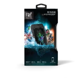 Lifeproof Fre Iphone 7 Plus Black Suojakuori